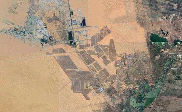Giữa sa mạc Dubai, người ta sắp sửa hoàn thiện công viên năng lượng Mặt Trời khổng lồ có thể xô đổ mọi thứ kỷ lục - Ảnh 5.