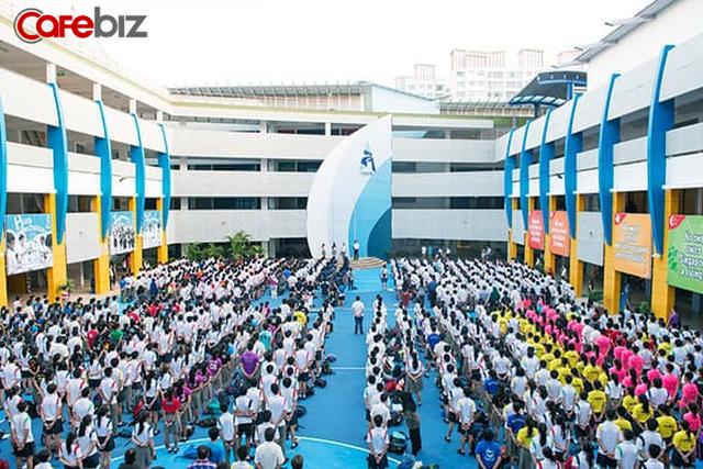 Trải nghiệm 1 ngày ở trường học tại Singapore để hiểu tại sao họ phát triển dù không có tài nguyên thiên nhiên - Ảnh 4.