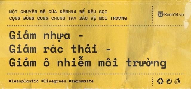 Gặp cô bán rau vui tính ở Sài Gòn với tấm bảng không bán túi nilon: Nhiều khách bảo cô làm trò xàm xí! - Ảnh 10.