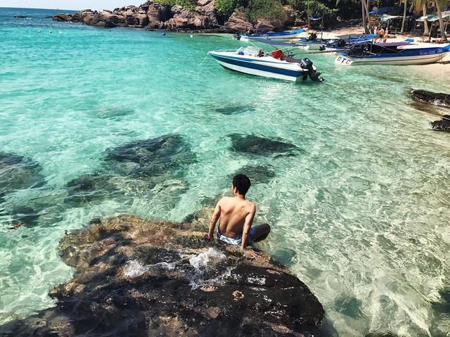 """Hòn Móng Tay ở Kiên Giang thay đổi chóng mặt sau vài năm, du khách tiếc nuối tự hỏi: """"Ốc đảo Robinson"""" nay còn đâu? - Ảnh 2."""