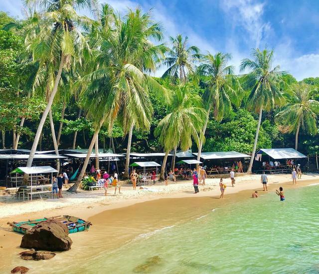 """Hòn Móng Tay ở Kiên Giang thay đổi chóng mặt sau vài năm, du khách tiếc nuối tự hỏi: """"Ốc đảo Robinson"""" nay còn đâu? - Ảnh 11."""