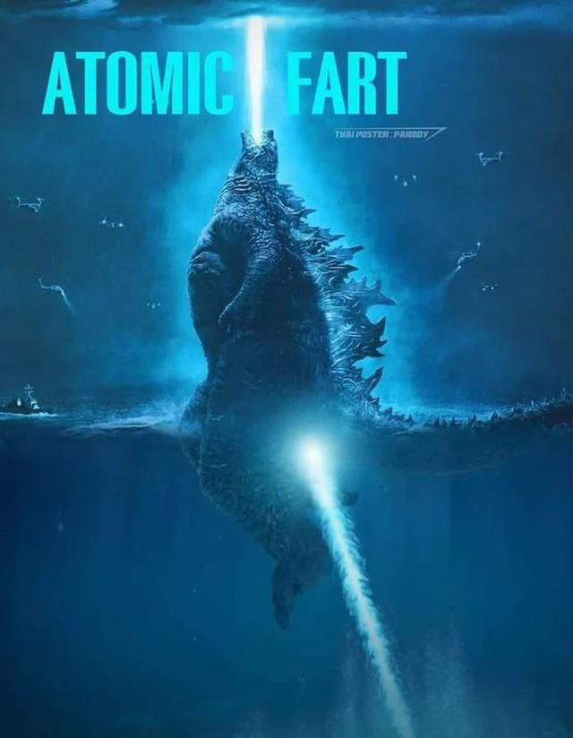 Làm thế nào Godzilla cao 120m có thể nổi giữa đại dương sâu cả nghìn mét? Internet đã có câu trả lời! - Ảnh 13.