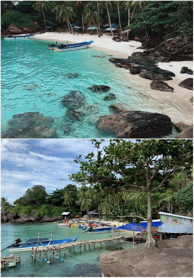 """Hòn Móng Tay ở Kiên Giang thay đổi chóng mặt sau vài năm, du khách tiếc nuối tự hỏi: """"Ốc đảo Robinson"""" nay còn đâu? - Ảnh 4."""