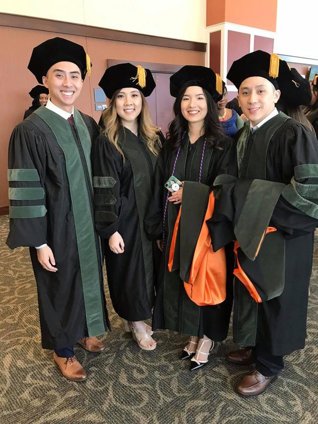 Lần đầu tiên có nữ du học sinh Việt tốt nghiệp thủ khoa ngành Dược một trường Đại học lớn tại Mỹ - Ảnh 6.