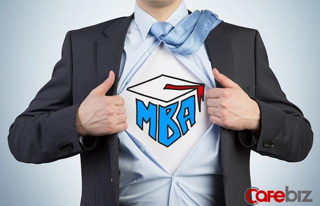 Vì sao Jack Ma rất dị ứng với tấm bằng MBA? - Ảnh 1.