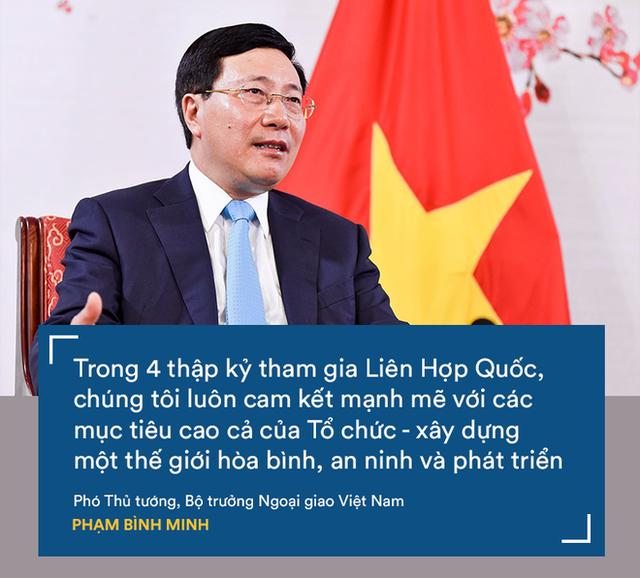 Trở thành ủy viên Hội đồng bảo an LHQ, Việt Nam có 10 quyền hạn và trọng trách to lớn nào? - Ảnh 2.