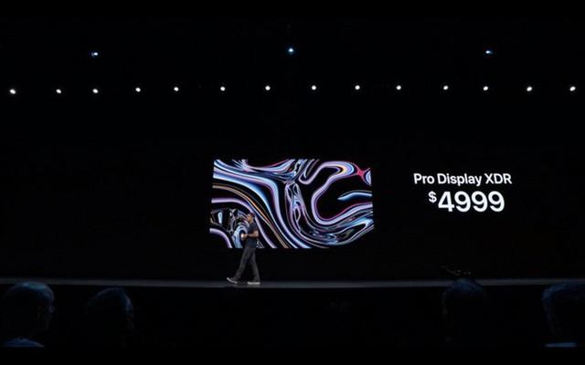 Chân đế màn hình 1.000 USD - Màn ảo thuật đỉnh cao của Apple - Ảnh 1.