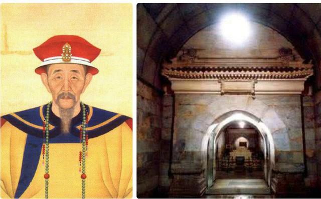 Lăng mộ Khang Hi và 3 lần bốc cháy khó hiểu, lần đầu tiên khiến Từ Hi Thái hậu thất kinh - Ảnh 1.
