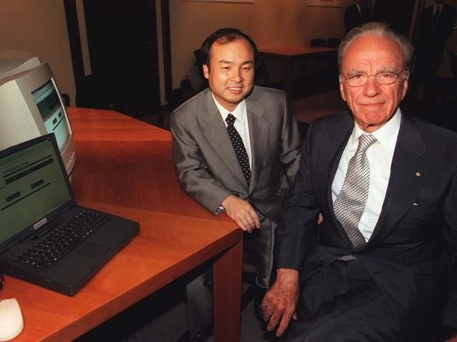 Những điều ít biết về tỷ phú liều ăn nhiều của SoftBank - Ảnh 12.