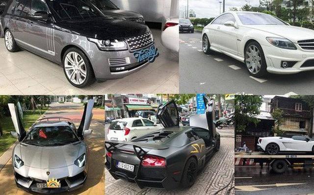 Ông chủ cà phê Trung Nguyên quyết định chia tay hàng loạt siêu xe, xe sang tiền tỷ - Ảnh 1.