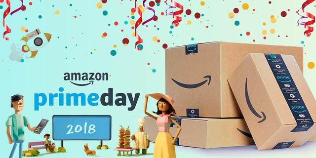 Ngày hội sale khủng Prime Day của Amazon đang ngày càng na ná ngày Độc thân trị giá 30 tỷ USD của Alibaba - Ảnh 1.