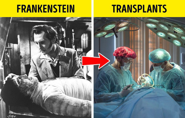 12 phát minh thời hiện đại đã từng chỉ là sản phẩm khoa học viễn tưởng điên rồ không ai nghĩ thành thật trong quá khứ - Ảnh 4.