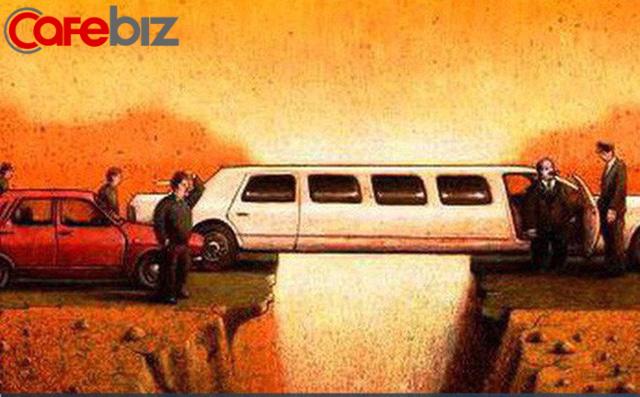 Từ hai vụ va chạm xe ô tô nhận ra cội nguồn của khác biệt: Người nghèo hành động vì cơn giận còn người giàu hành động vì lợi nhuận - Ảnh 2.