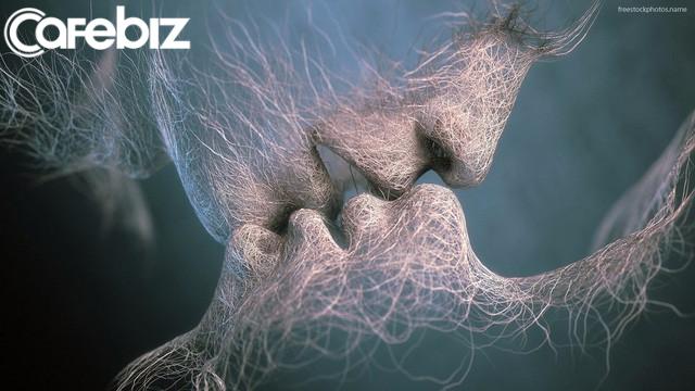 Khoa học chứng minh: Đàn ông hôn vợ trước khi đi làm có thể sống thọ thêm 5 năm, kiếm tiền tăng 30%  - Ảnh 2.
