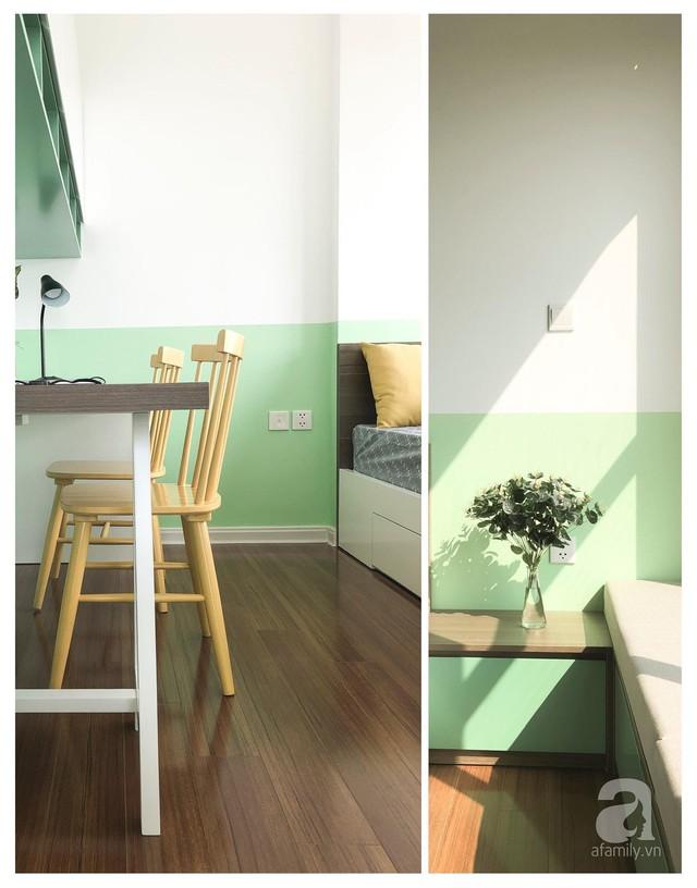 Căn hộ 96m² trên tầng 32 ở Hà Nội đơn giản nhưng vẫn hút ánh nhìn nhờ cách phối màu trẻ trung  - Ảnh 21.