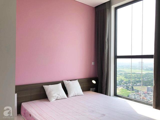Căn hộ 96m² trên tầng 32 ở Hà Nội đơn giản nhưng vẫn hút ánh nhìn nhờ cách phối màu trẻ trung - Ảnh 24.