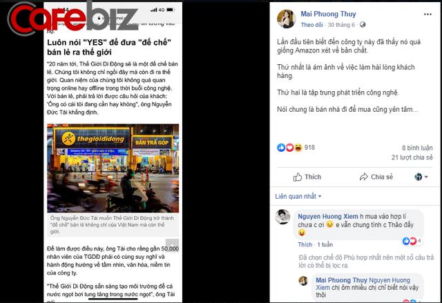 Hoa hậu Mai Phương Thúy gây sốt với tài dự đoán giá cổ phiếu, nhiều nhà đầu tư đùa vui gọi là cổ phiếu hoa hậu - Ảnh 4.