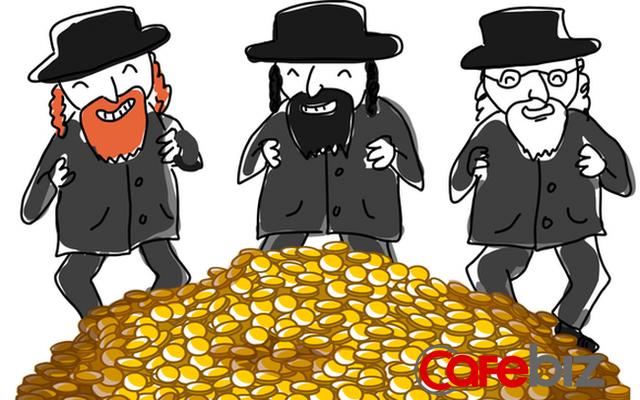 2 câu chuyện thể hiện 2 kiểu tư duy thần sầu của Người Do Thái trong làm ăn kinh doanh: Lợi nhuận tăng gấp 10.000 lần - Ảnh 1.