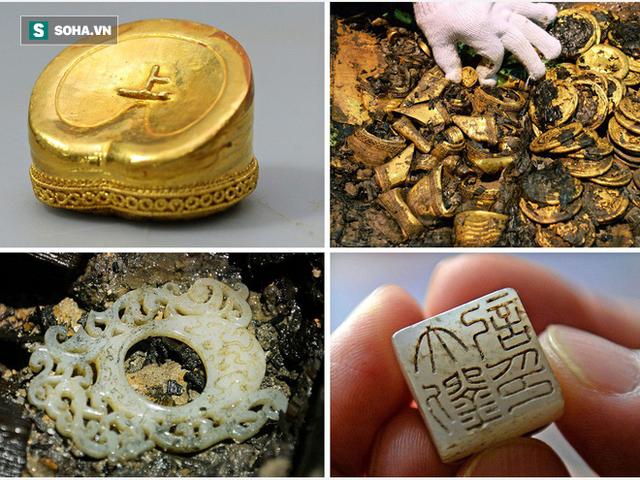 Khai quật mộ cổ 2000 năm của hoàng đế tại vị 27 ngày, giới khảo cổ sửng sốt hoàn toàn - Ảnh 3.