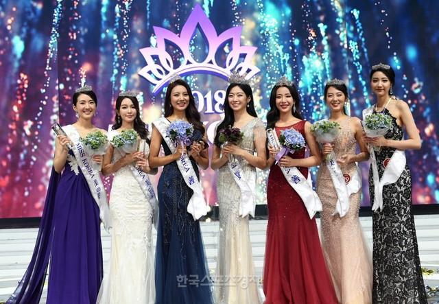 Bóc trần mặt tối cuộc thi Hoa hậu Hàn Quốc: Trao 8 vương miện, đầy quy tắc ngầm, loạt Hoa-Á hậu dính bê bối tình dục - Ảnh 5.