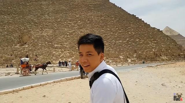 """Tự nhận là YouTuber Việt đầu tiên chi """"tiền tấn"""" review Kim Tự Tháp, Khoa Pug vạch trần nhiều sự thật không ngờ về tọa độ nổi tiếng này - Ảnh 12."""