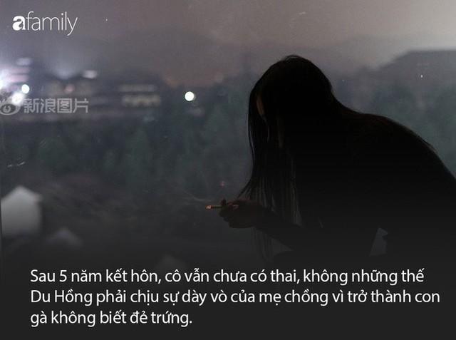 Những phụ nữ không thể làm mẹ ở Trung Quốc: Kẻ bị chồng lừa yếu sinh lý rồi ngoại tình, người vì hoàn cảnh phá thai đến mức vô sinh - Ảnh 3.