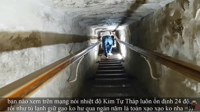 """Tự nhận là YouTuber Việt đầu tiên chi """"tiền tấn"""" review Kim Tự Tháp, Khoa Pug vạch trần nhiều sự thật không ngờ về tọa độ nổi tiếng này - Ảnh 24."""