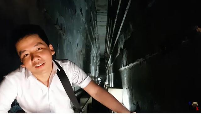 """Tự nhận là YouTuber Việt đầu tiên chi """"tiền tấn"""" review Kim Tự Tháp, Khoa Pug vạch trần nhiều sự thật không ngờ về tọa độ nổi tiếng này - Ảnh 26."""