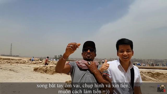 """Tự nhận là YouTuber Việt đầu tiên chi """"tiền tấn"""" review Kim Tự Tháp, Khoa Pug vạch trần nhiều sự thật không ngờ về tọa độ nổi tiếng này - Ảnh 27."""