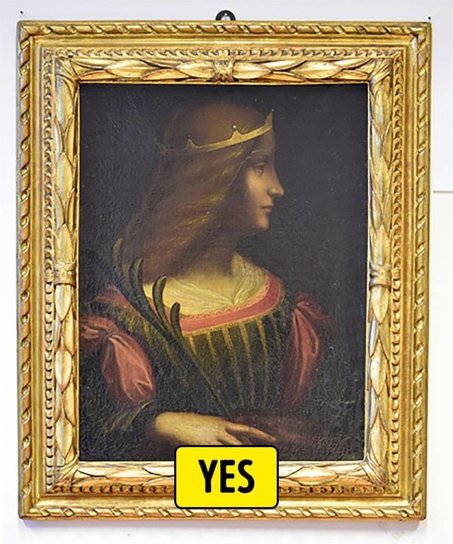 5 bí mật cực ít người biết ẩn sau những bức họa của thiên tài Leonardo da Vinci - Ảnh 5.