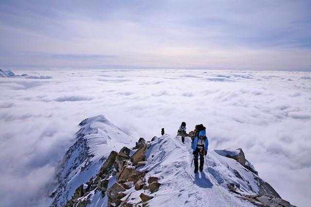 Phượt thủ Hoàng Lê Giang thừa nhận nói dối về việc chinh phục đỉnh Denali ở Alaska, chính thức xin lỗi fan sau khi bị tố dựng chuyện - Ảnh 5.
