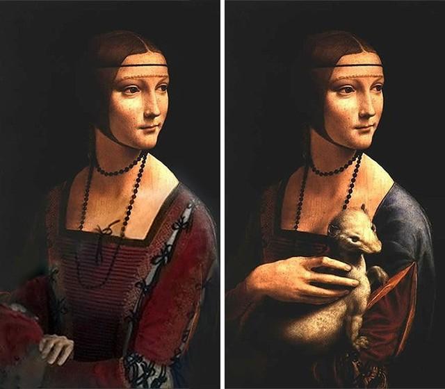5 bí mật cực ít người biết ẩn sau những bức họa của thiên tài Leonardo da Vinci - Ảnh 6.