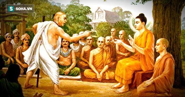 Bị nhổ nước bọt vào mặt, Đức Phật chỉ nói đúng 1 câu khiến các môn đồ sững sờ - Ảnh 1.
