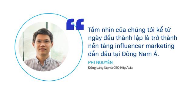 """CEO Việt gọi vốn triệu USD """"tấn công"""" thị trường KOL Thái Lan, Indonesia"""