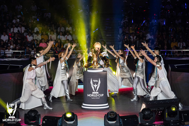 Kỳ tích: Đội tuyển Việt Nam (Team Flash) đánh bại đối thủ mạnh nhất thế giới, đăng quang ngôi vô địch AWC 2019, rinh giải thưởng 4,6 tỉ đồng - Ảnh 5.