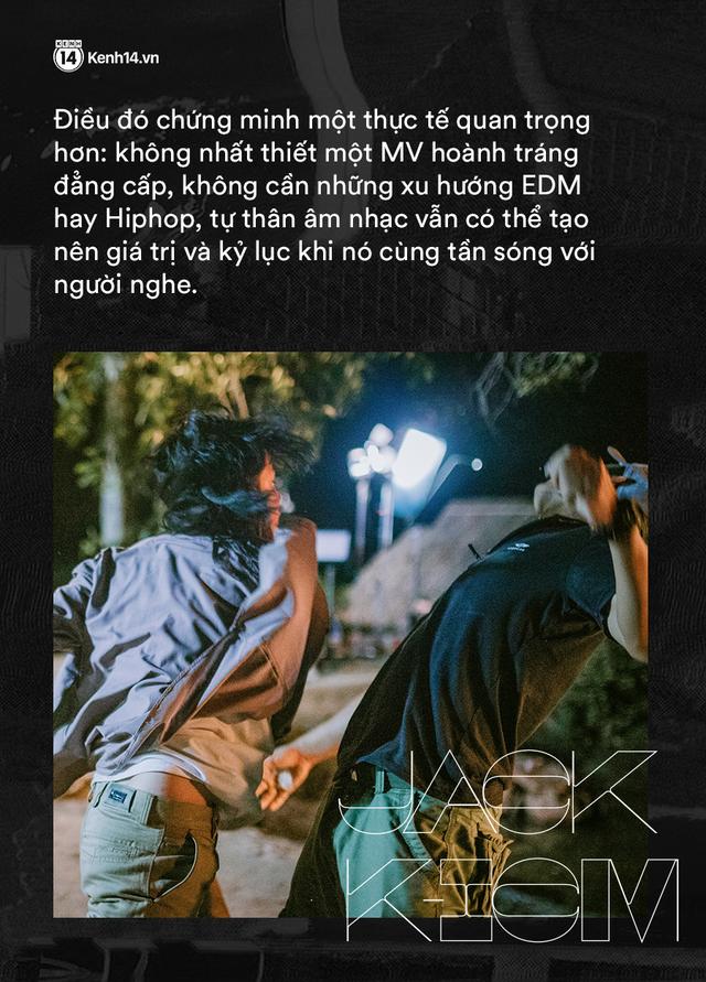 Hồng Nhan, Bạc Phận, Sóng Gió của Jack và K-ICM: bức tranh nhạc Việt vốn khác hẳn những gì chúng ta vẫn nghĩ? - Ảnh 8.