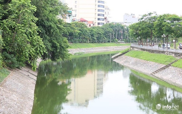 """Lý do xả nước hồ Tây ra sông Tô Lịch khi """"bảo bối"""" của Nhật sắp hết thử nghiệm - Ảnh 1."""