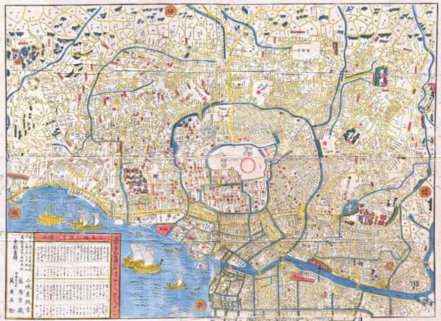 Chẳng riêng Hà Nội, thủ đô Tokyo của Nhật Bản cũng có những dòng sông bị bức tử - Ảnh 2.
