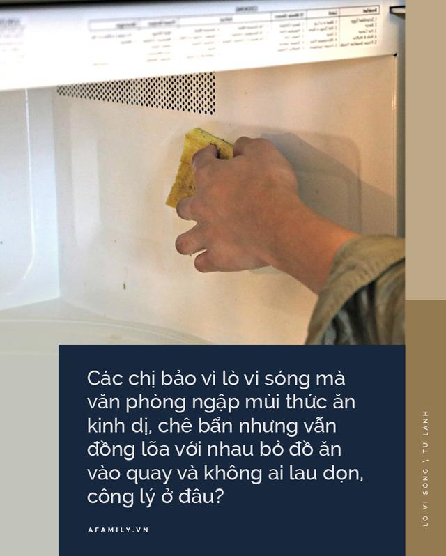 Nỗi bất bình của nhân viên tận hiến chốn văn phòng chỉ mong 1 lần được rửa mặt - Ảnh 2.