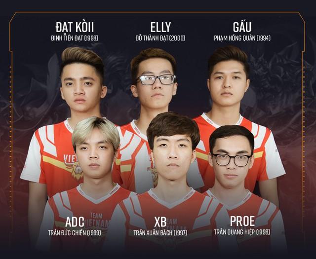 Chân dung Team Flash - Những nhà tân vô địch Liên Quân thế giới: Chúng mình chơi cho vui, ai ngờ vô địch - Ảnh 2.