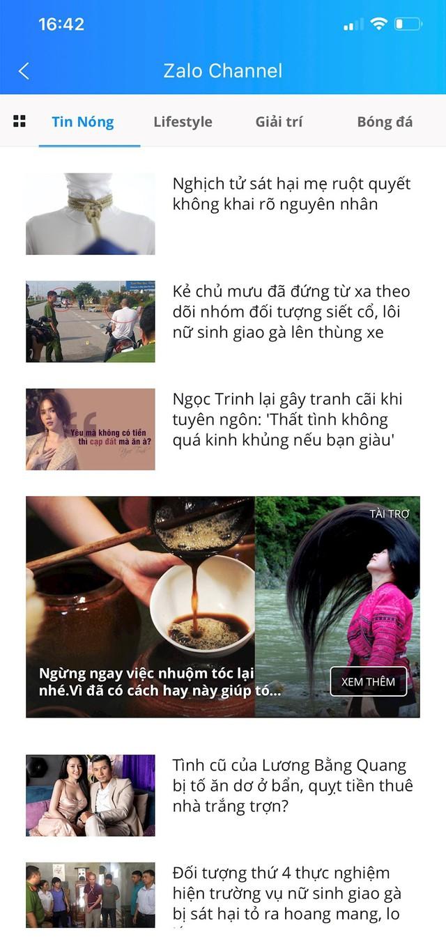 Yêu cầu thu hồi tên miền Zalo.vn và Zalo.me vì hoạt động mạng xã hội không phép - Ảnh 2.