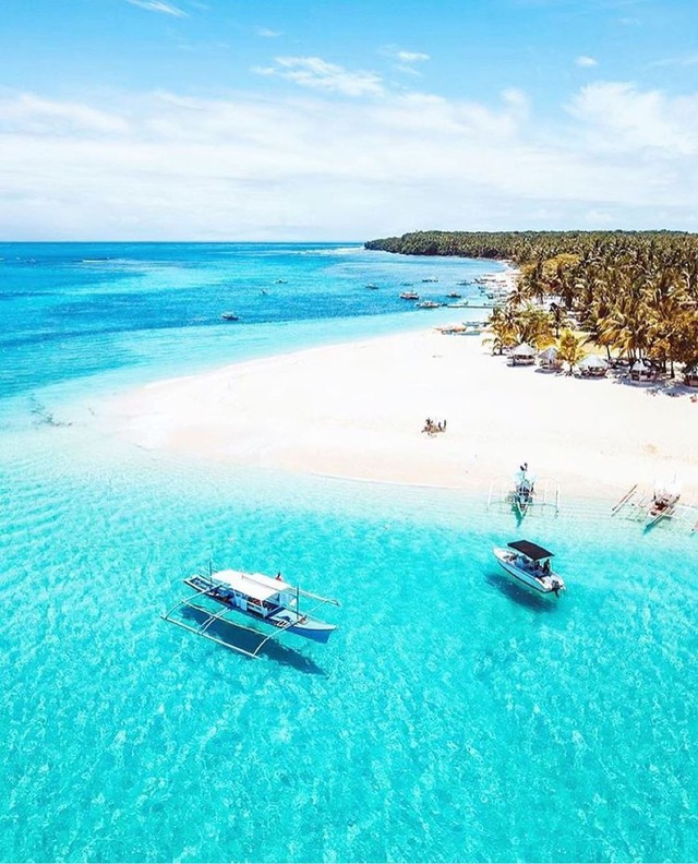 siargao - photo 13 15634220276511995330579 - Vượt qua cả Bali và Hawaii, ốc đảo hình giọt nước kỳ lạ ở Philippines được tạp chí Mỹ bình chọn đẹp nhất thế giới