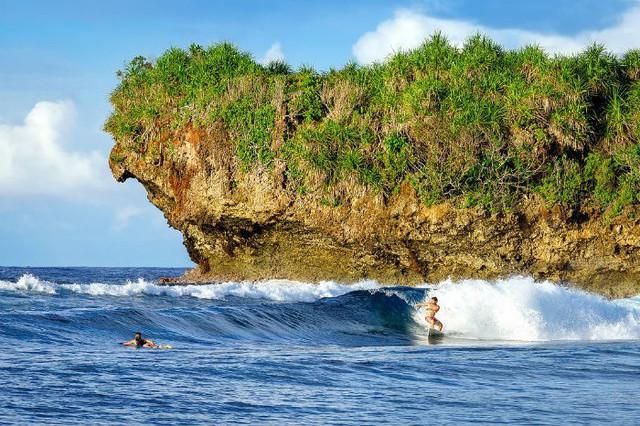 siargao - photo 16 15634220276551379015215 - Vượt qua cả Bali và Hawaii, ốc đảo hình giọt nước kỳ lạ ở Philippines được tạp chí Mỹ bình chọn đẹp nhất thế giới