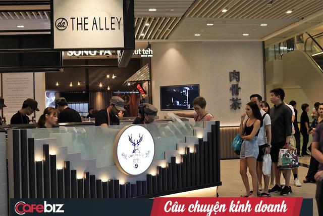 Singapore: Câu chuyện hồi sinh của thị trường trà sữa trân châu - Ảnh 1.