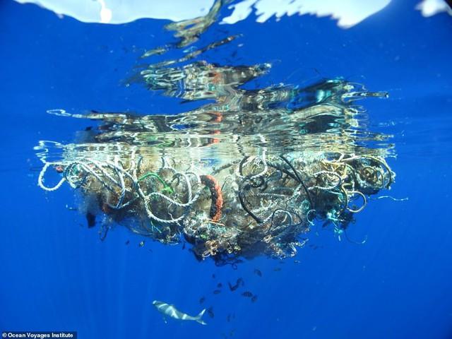Trục vớt được hàng tấn loại rác kinh khủng hơn cả túi nhựa và ống hút, gây ám ảnh đại dương trong suốt thời gian dài - Ảnh 3.