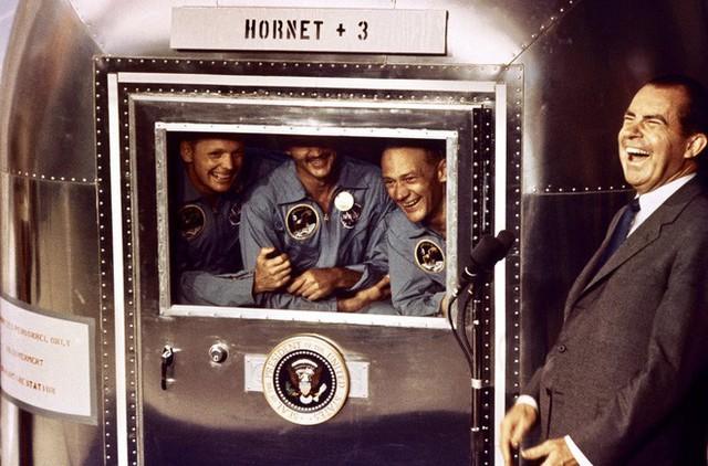 Tại sao ngày xưa chưa có Internet để tìm thông tin mà người ta vẫn tin việc người Mỹ đặt chân lên Mặt Trăng là giả? - Ảnh 9.