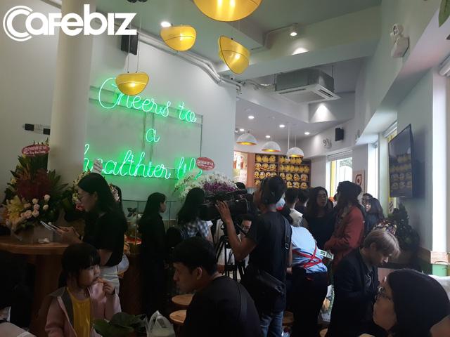 Sau khi được rót hơn 5 triệu đô từ Shark Tank Việt Nam mùa 1, Soya Garden tiếp tục khai trương cửa hàng thứ 50 trên cả nước - Ảnh 7.