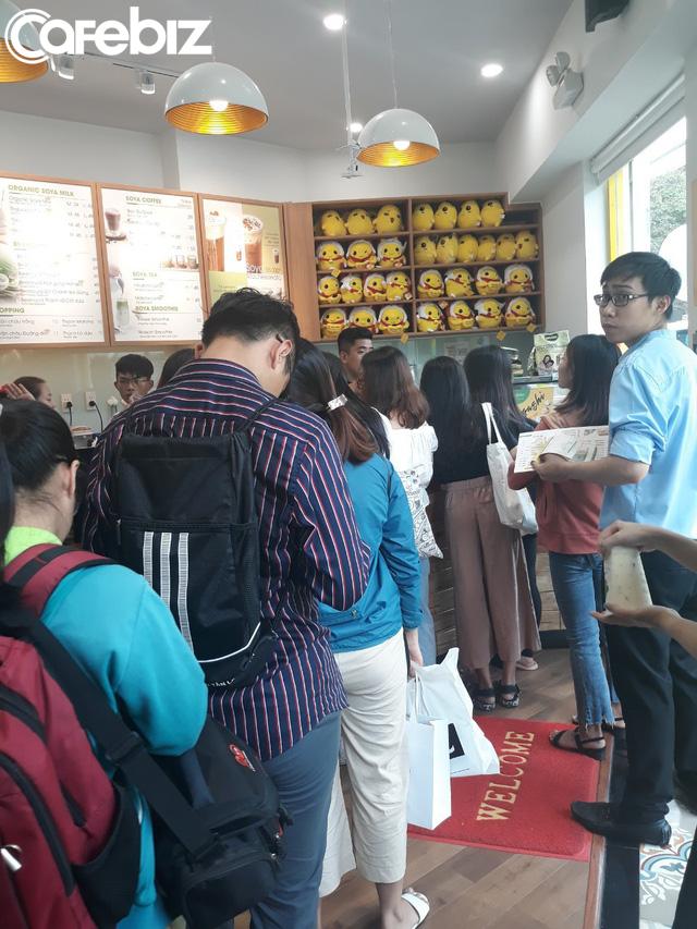 Sau khi được rót hơn 5 triệu đô từ Shark Tank Việt Nam mùa 1, Soya Garden tiếp tục khai trương cửa hàng thứ 50 trên cả nước - Ảnh 1.