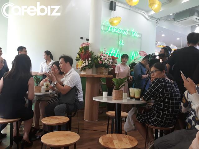 Sau khi được rót hơn 5 triệu đô từ Shark Tank Việt Nam mùa 1, Soya Garden tiếp tục khai trương cửa hàng thứ 50 trên cả nước - Ảnh 6.