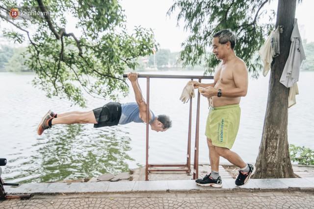 CLB Sắt rỉ Hồ Gươm và câu chuyện tập thể dục như một niềm vui bị nghiện - Ảnh 2.